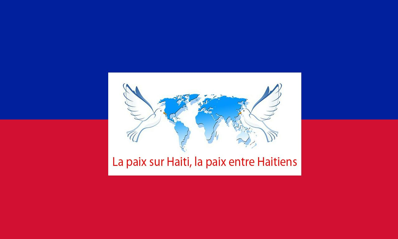 We Can Change Haiti, Together Lets Do It Now!